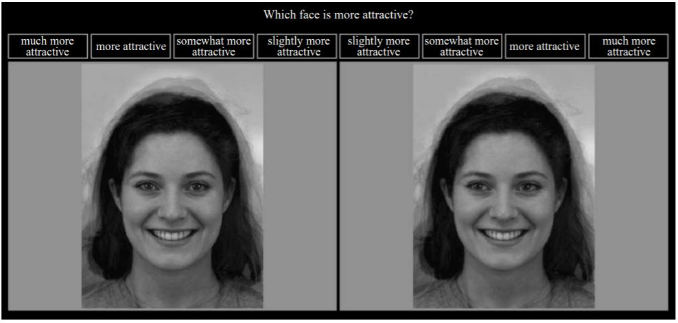 Eye Contact helps you become more likable