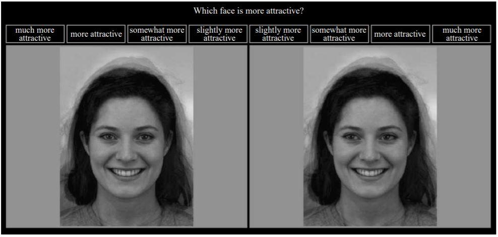 Eye Contact helps you become more likable