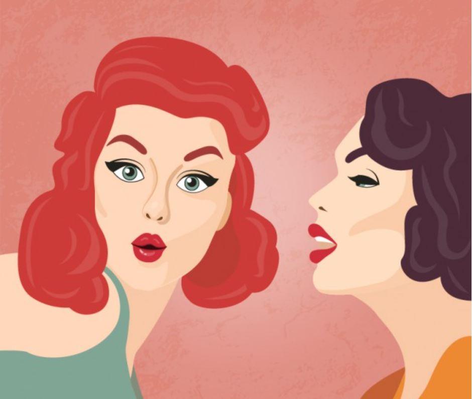 gossip and conversations